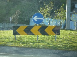 Keep to the Left
